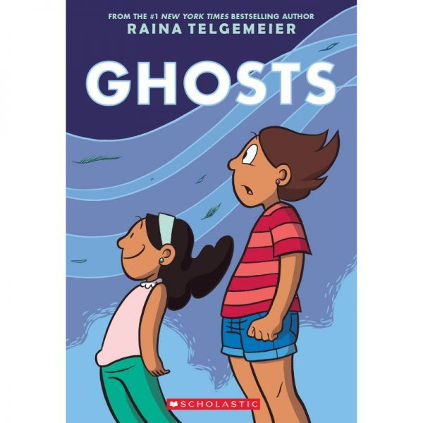 Girl power graphic novels: Ghost
