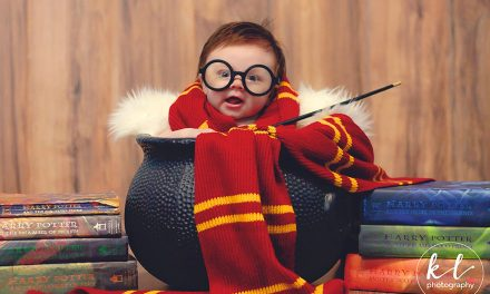 Web coolness: A healing Leonard Cohen playlist, the cutest Harry Potter baby, and a fun way to countdown to Gilmore Girls