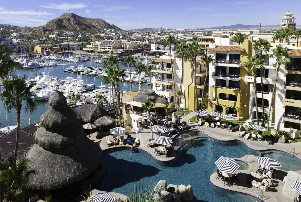 Marina Fiesta Resort: Why it's a fun destination for active families
