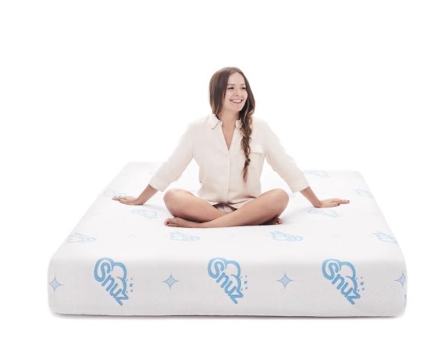 Mattress-in-a-box comparison: Snuz mattresses