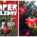The papercraft book that makes Christmas crafting so, so easy.