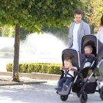 3 new luxury double strollers that every trust fund baby will adore. (The rest of us can just covet from afar.)
