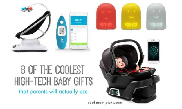 8 of the coolest high-tech baby gifts that new parents will actually use | Baby registry essentials guide