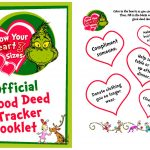 Free printables + activities that help grow kids' hearts 3 sizes this Grinch-mas