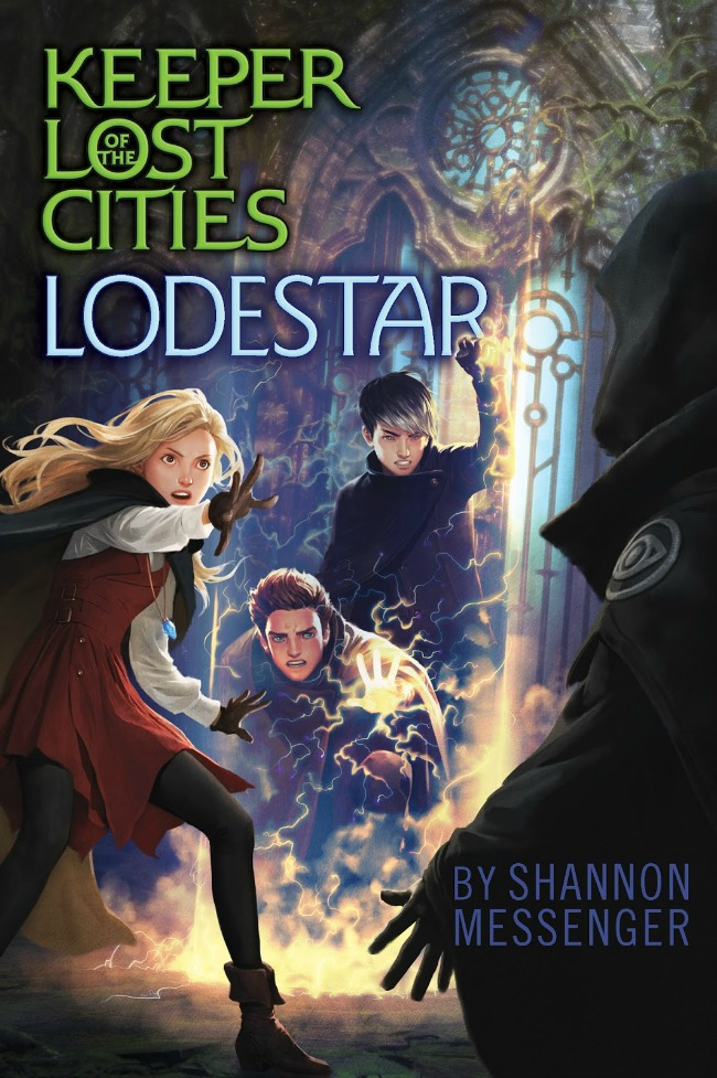 Lodestar (Keeper of the Lost Cities) by Shannon Messenger: Editors' Best Children's Books 2016