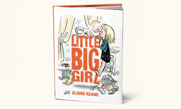 Little Big Girl by Claire Keane: The perfect gift for a new big sister.