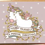 Have a magical Christmas, cool parents!