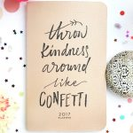 7 inspirational 2017 planners to help you own the new year like a boss.