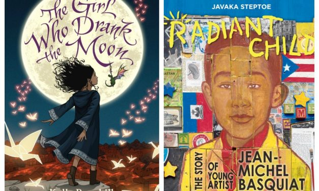 Congrats to the 2017 Caldecott, Newbery, and Coretta Scott King medal winners. They are truly award-worthy!