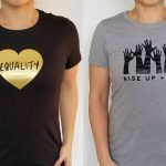 2 fantastic tees we'd wear even if they didn't support the ACLU. But they do.