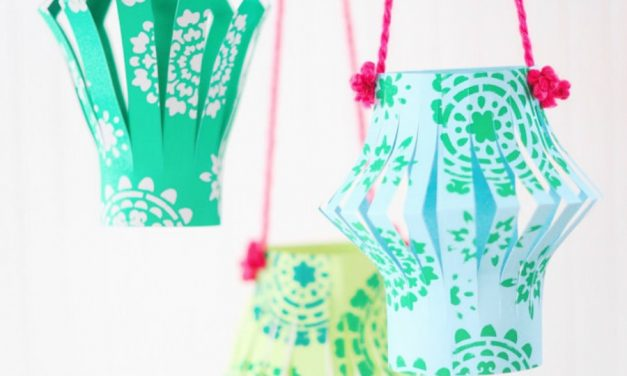 The prettiest Chinese New Year craft brings good fortune all year long.