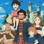 The scoop on Amazon's new Studio Ghibli series, Ronja the Robber's daughter.