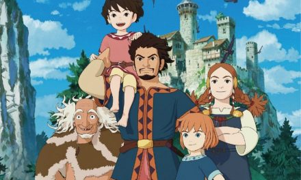The scoop on Amazon's new Studio Ghibli series, Ronja the Robber's daughter.