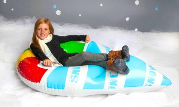 10 cool snow tubes to make your kid the raddest sledder on the slopes
