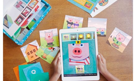 A brilliant new maker box that combines digital and real-world play for kids. And wow, the possibilities.