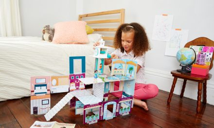 The STEM building sets that empower girls to engineer their futures.