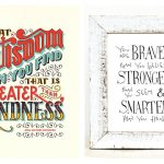 8 awesome inspirational prints for little boys who could use some empowerment too.