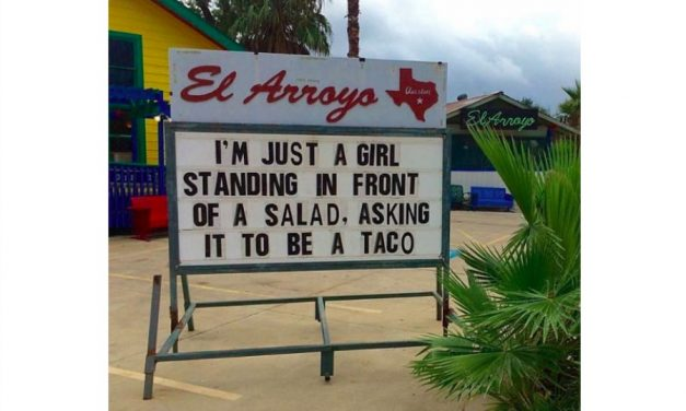 All you do is eat tacos on this diet. Cue angels singing.