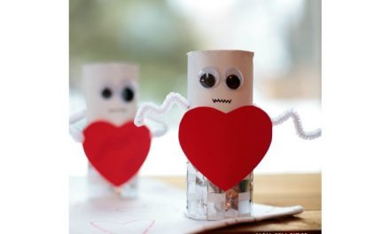 9 easy, Valentine's Day heart crafts for kids we totally love