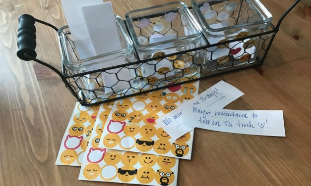 A complaint and compliment box: How this simple change could make your family life so much happier