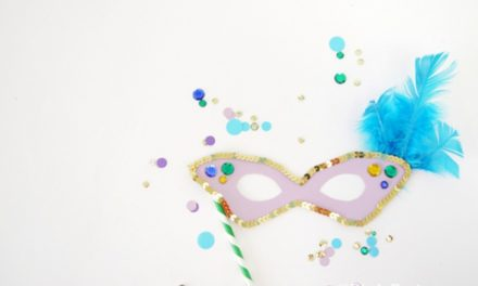 4 fabulous DIY Mardi Gras masks for kids to save you a trip to New Orleans