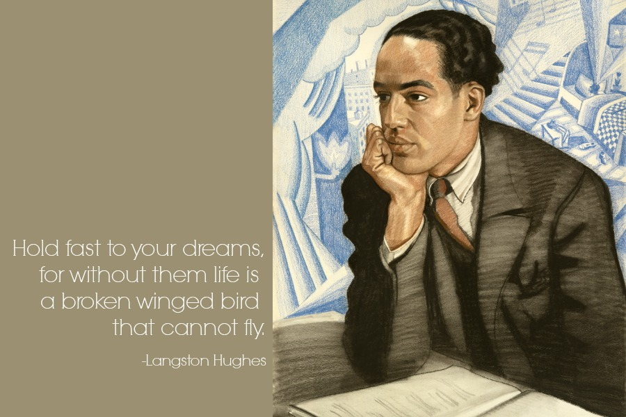 15 amazing Langston Hughes quotes to help start important discussions with your kids