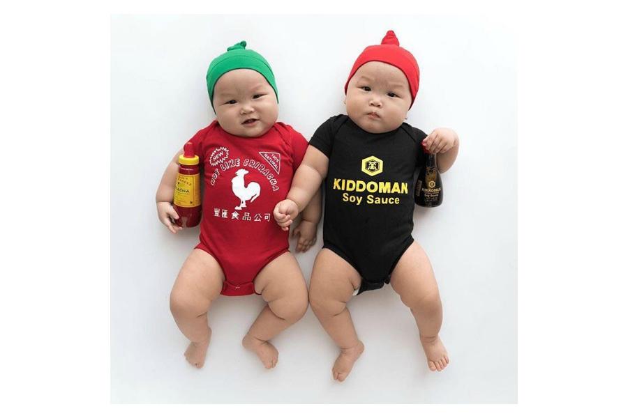 6 creative celebworthy birth announcement ideas for twins Got – Birth Announcement Ideas
