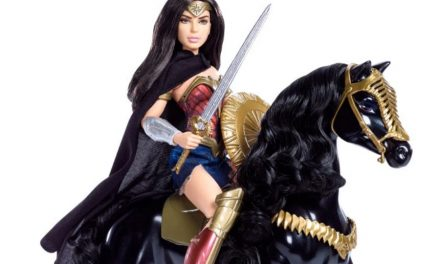 Why the awesome new Wonder Woman doll from Mattel is worth waiting for.