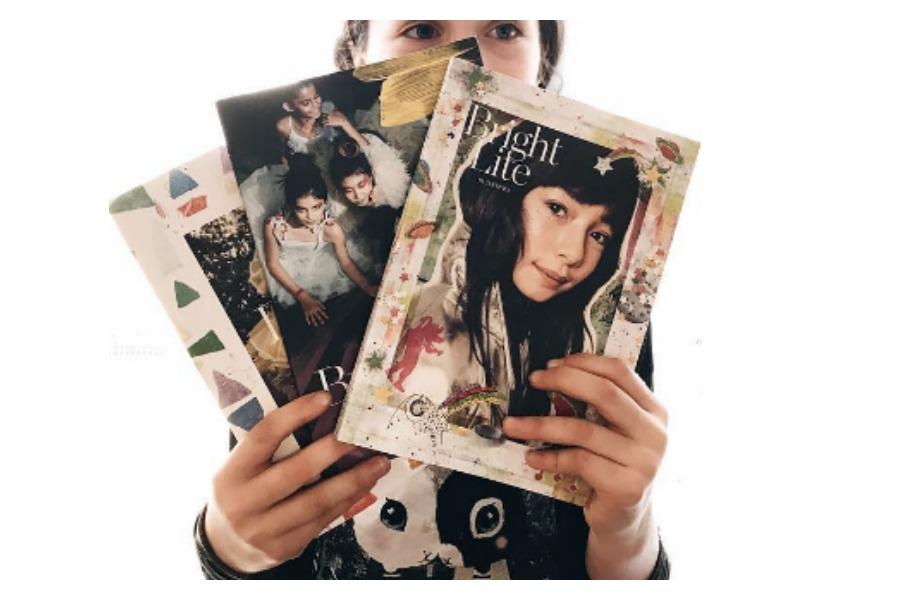 A magazine for tween girls, by tween girls, about tween girls. Finally!