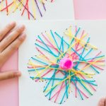 11 fun and easy flower crafts for kids to make this spring.