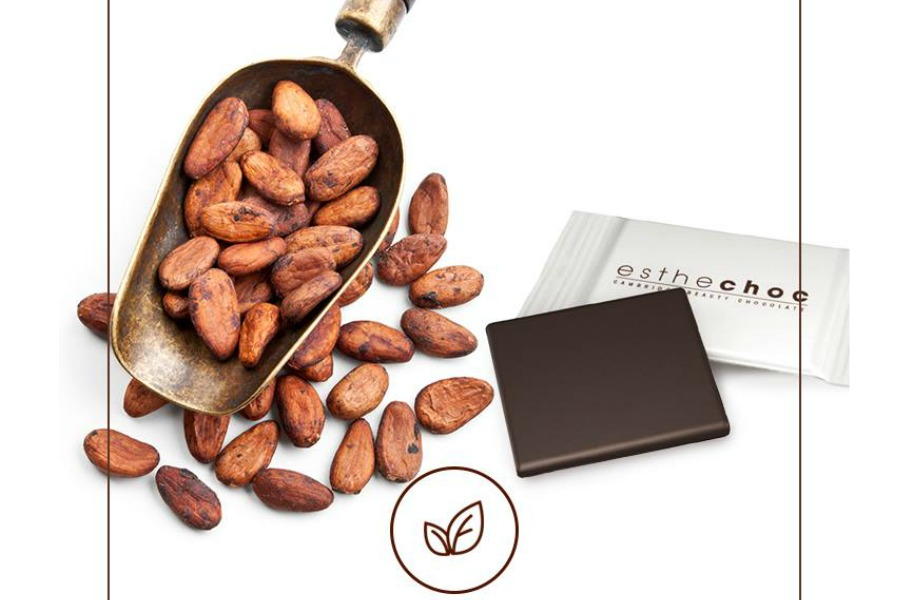 Introducing esthechoc: Skincare disguised as delicious dark chocolate | Sponsored Message