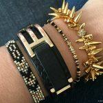 Where'd you get those bracelets?! Well, I'll tell ya….
