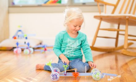 3 cool non-LEGO building sets, just to keep things interesting around the playroom