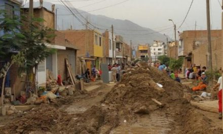 How to help families affected by the devastating flooding in Peru.