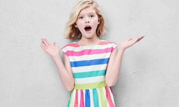 Welcome spring with 7 playful, stylish rainbow dresses for girls.