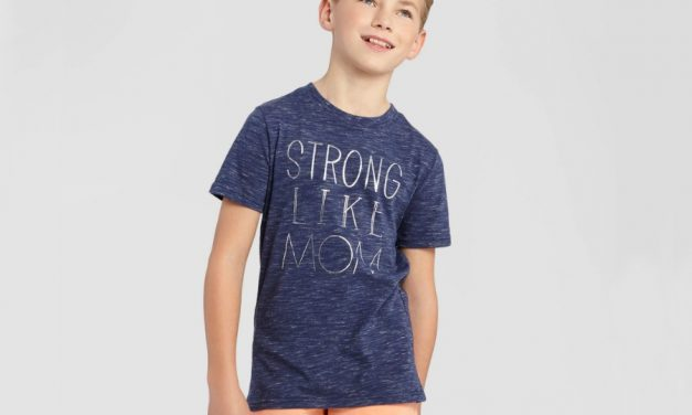 Strong like mom. It's the new strong like bull.