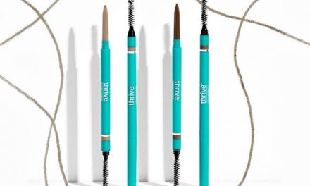 Damn you, Facebook ads: Trying out the Thrive Causemetics Infinity Waterproof Eyebrow Liner