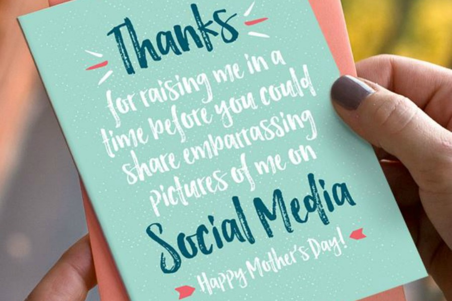 18 of the funniest Mother's Day cards to help her momentarily forget all the pain you've caused