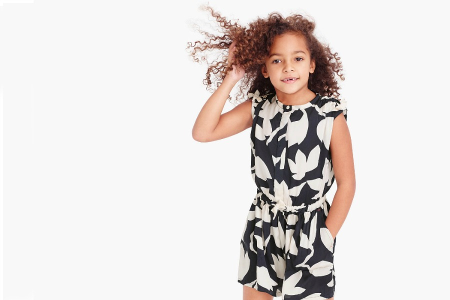 5 too-cool girls' rompers FTWW! (For the wardrobe win.)