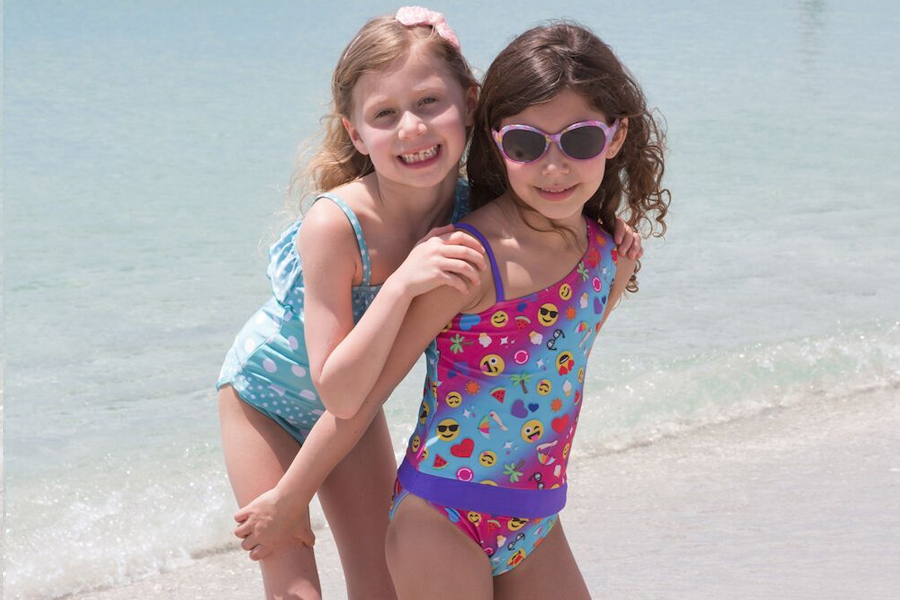5 cool one-piece bathing suits for girls with all the benefits of a two-piece