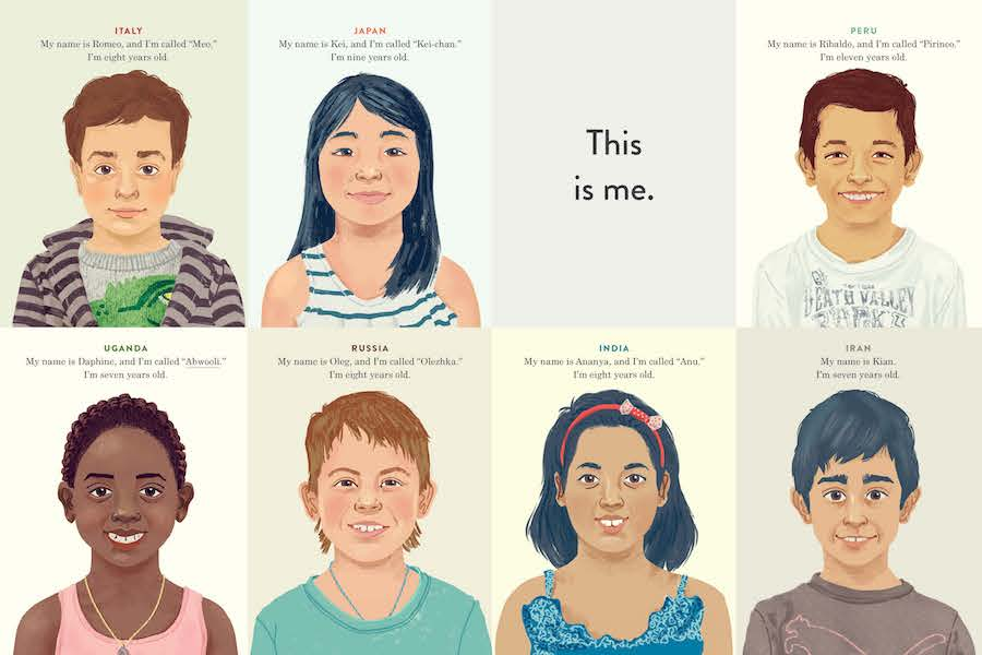 This Is How We Do It: The fabulous new book that teaches kids empathy while celebrating diversity.