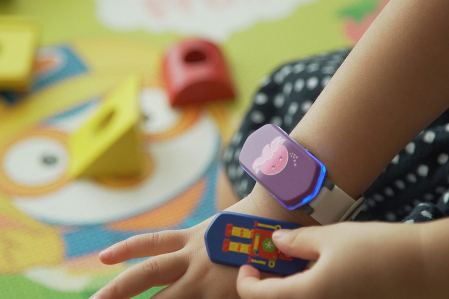 Could the Kiddo wearable health tracker help kids make better choices? | Sponsored Message