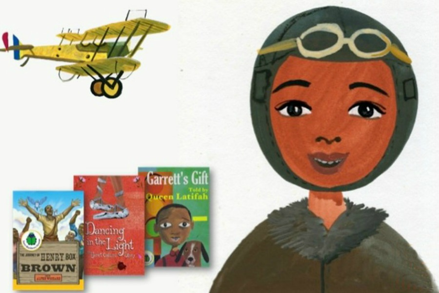 How one celeb is making Bessie Coleman's story soar for kids.