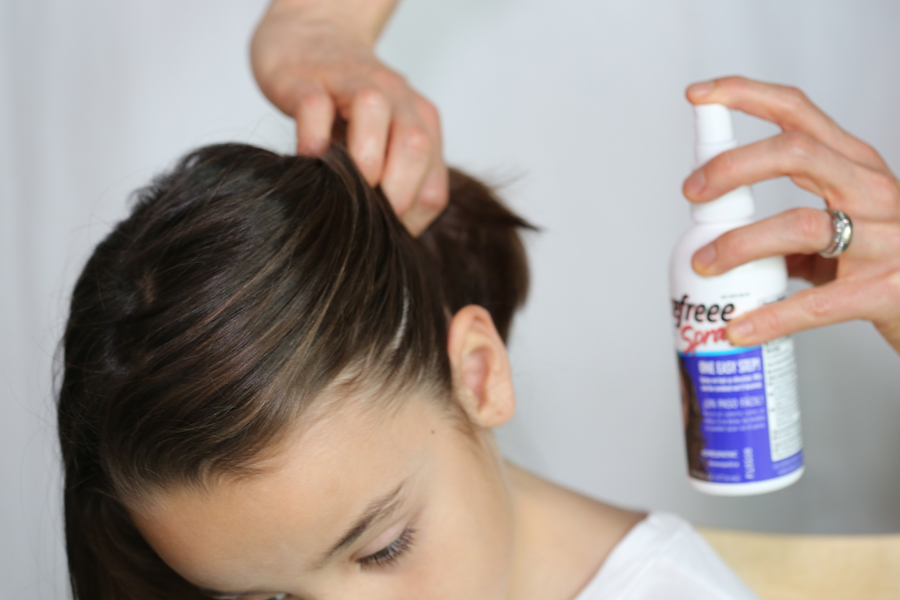 Licefreee is a great non-chemical solution to help parents get rid of lice | sponsor