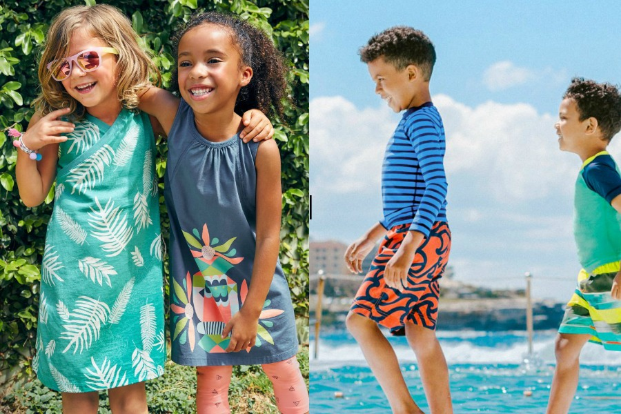 Tea Collection summer clothes go on sale, parents rejoice!