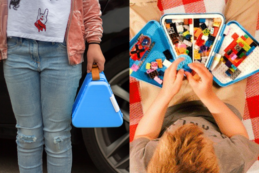 The travel toy box that solves every parent's travel toy nightmares