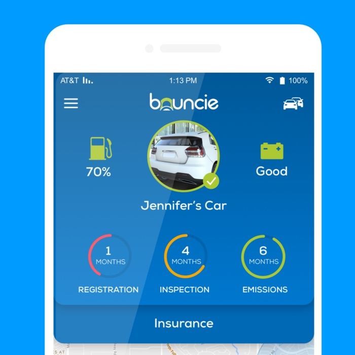 Bouncie is an amazing car safety device that sends alerts, diagnostics, and safety help right to your smartphone to keep you (and any teen drivers!) safer on the road | cool mom picks | sponsored message