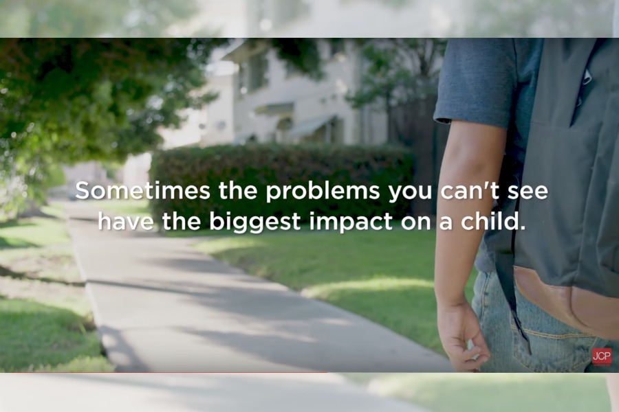 JCPenney's Pair Up Program helps donate much-needed underwear and socks to kids in need for every pack purchases | sponsored message