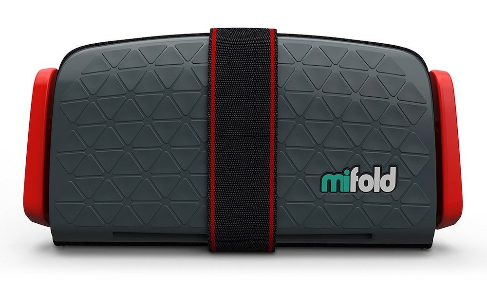 Best booster seat alternative: mifold compact booster seat