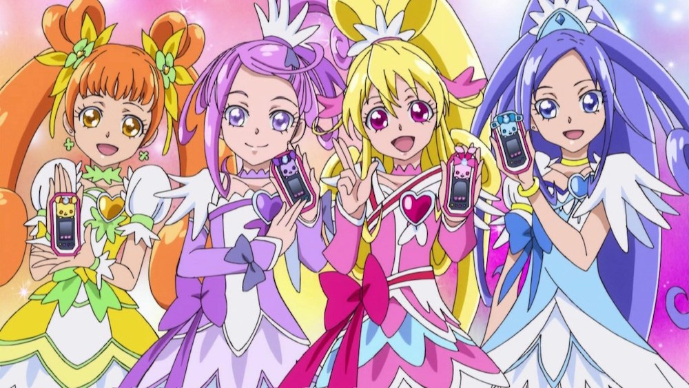 New on Netflix for families this month: Glitter Force Doki Doki